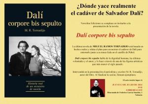 Presentación libro Valencia Dalí