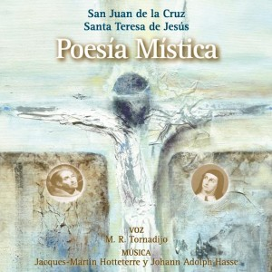 CD de Poesía Mística San Juan de la Cruz y Santa Teresa de Jesús